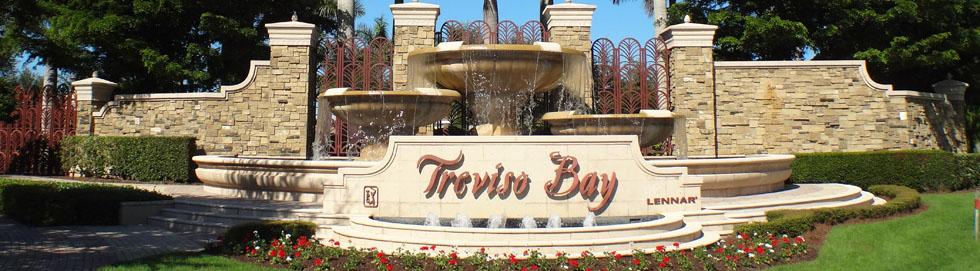 Treviso Bay Entry